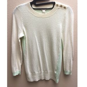 J. Crew Colorblock Sweater XXS